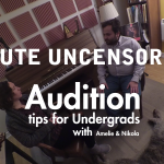 Audition Tips for Undergrad Flutists