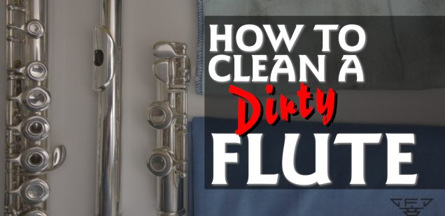 How to take care of your Flute - A playlist