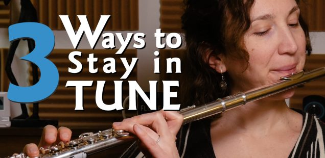 3 Ways to Help Stay in Tune